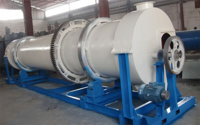 Poultry-manure-dryer
